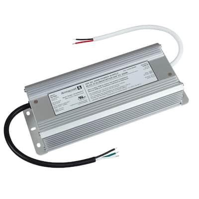 200-Watt 24-Volt DC LED Transformer Standard Power Supply