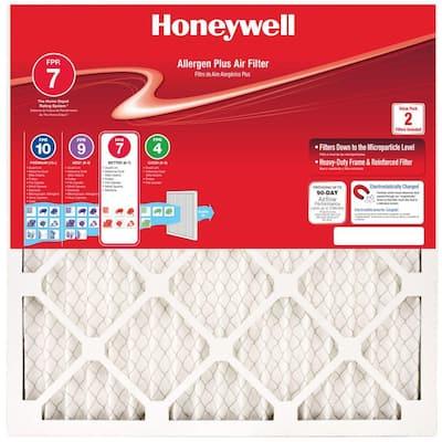 20  x 20  Allergen Plus Pleated Air Filter (Case of 12)