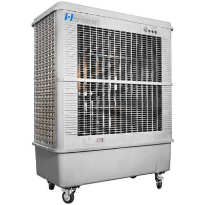 Reconditioned 11000 CFM 3-Speed Portable Evaporative Cooler (Swamp Cooler) for 3000 sq. ft.