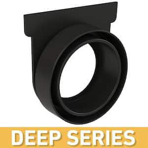 Deep Series End Cap Multi Pipe Adapter