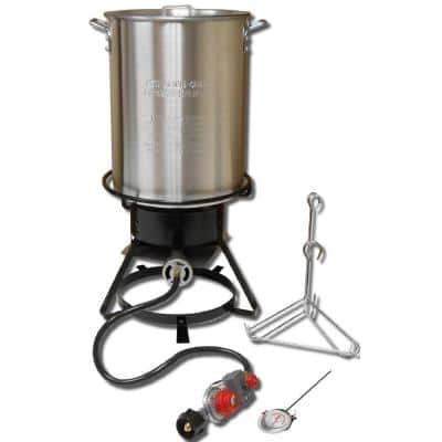 30 Qt. Propane Turkey Fryer