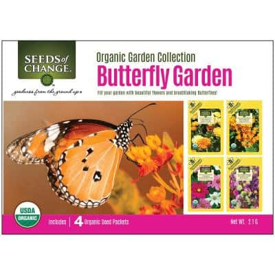 Organic Butterfly Collection (4-Pack)