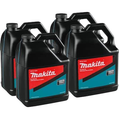 1 Gal. Bar Chain Oil, Winter (4-Pack)