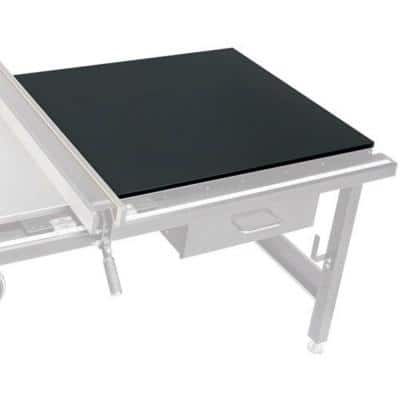 BIESEMEYER 31 in. Black Unisaw Table Board for 36 in. System