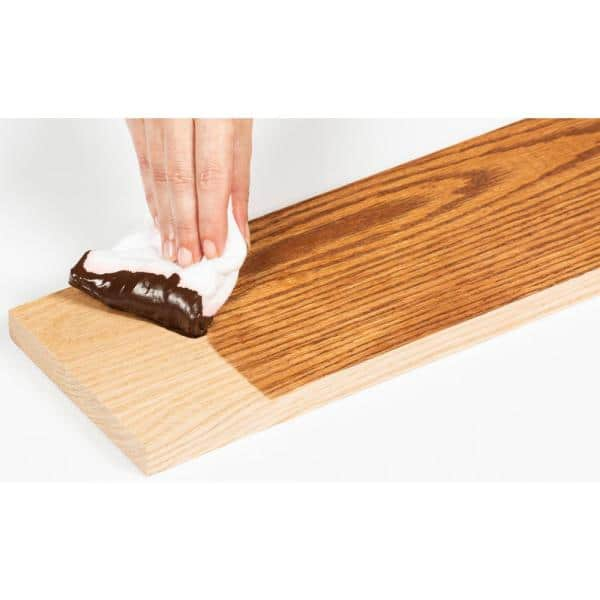 Reviews For Varathane 1 Qt Cherrywood Wood Interior Gel Stain 339586 The Home Depot