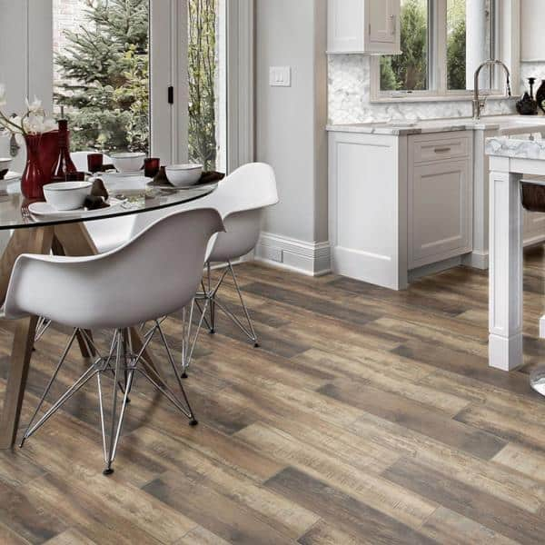 Florida Tile Home Collection Wind River Beige 6 In X 24 In Porcelain Floor And Wall Tile 14 Sq Ft Case Chdewnd016x24 The Home Depot