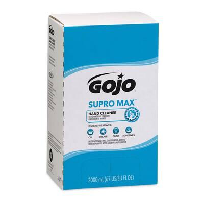 Heavy-Duty Supro-Maximum Soap