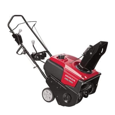 HS720AS 20 in. Single-Stage Electric Start Gas Snow Blower