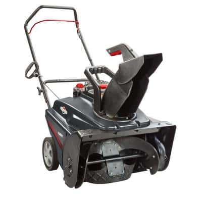 22 in. 208cc Single-Stage Gas Snowthrower