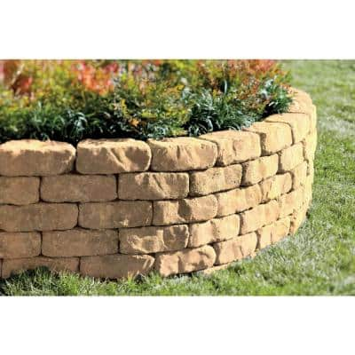 Beltis 4 in. x 11 in. x 6 in. Avondale Concrete Retaining Wall Block (140-Pieces/Pallet)