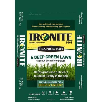 15 lbs. 1-0-1 5M Fertilizer