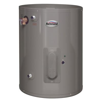 30 Gal. 6 Year 2000-Watt Electric Double Element Point of Use Water Heater