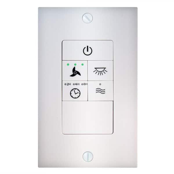 Hampton Bay - Universal Ceiling Fan Wireless Wall Switch