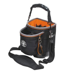Tool Bag, Tradesman Pro™ Shoulder Pouch, 14 Pockets, 10-Inch