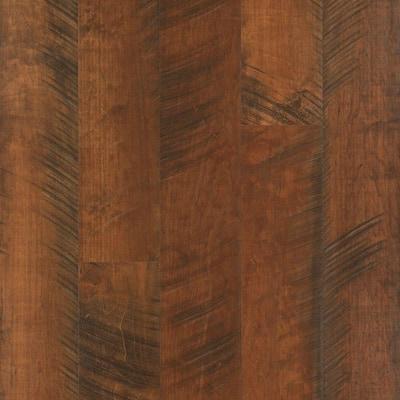 Outlast+ 6.14 in. W Antique Cherry Waterproof Laminate Wood Flooring (16.12 sq. ft./case)