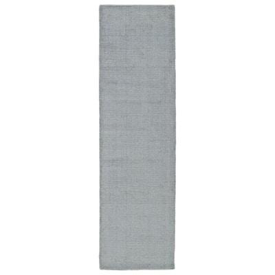 Luminary Silver 2 ft. x 8 ft. Runner Rug