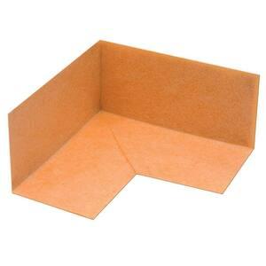 Kerdi-Kereck-F Pre-Formed 90° Waterproofing Inside Corners (10-Pack)