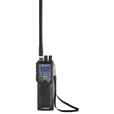 40-CB Channel 4 Mile Portable NOAA Soundtracker