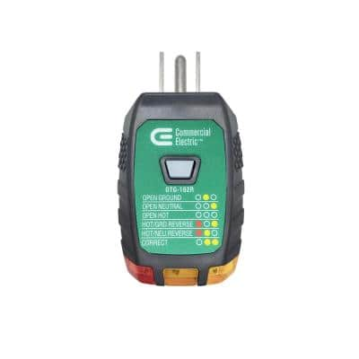 Outlet Tester with GFCI