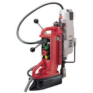 Electro-Magnetic Adjustable Position Drill Press with # 3 Morse Motor