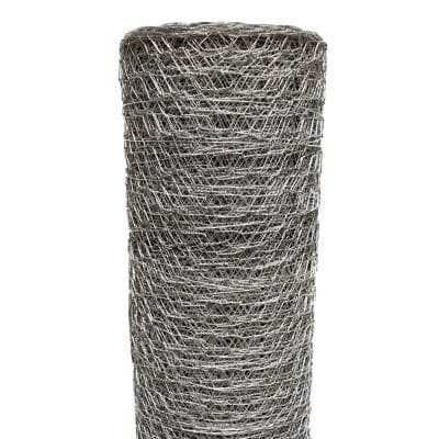 1 in. x 4 ft. x 50 ft. Poultry Netting