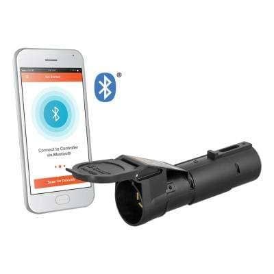 Echo Mobile Trailer Brake Controller with Bluetooth-Enabled Smartphone Connection