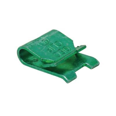 #14 SOL - #12 SOL Steel Ground Clips (10-Pack)