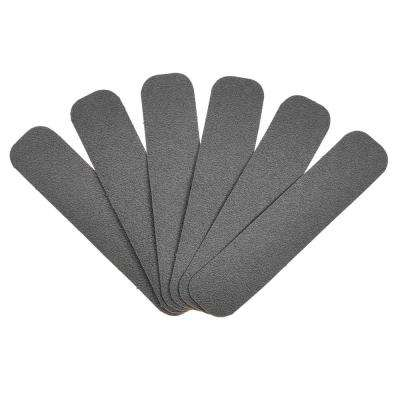 2 in. x 0.25 yds. Gray Home and Recreation Tread Tape (6-Pack)