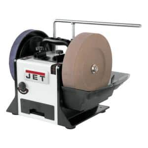 Electric Wet Stone Wheel Sharpener with Accessories
