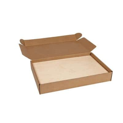 1/4 in. x 1 ft. x 1 ft. 7 in. PureBond Birch Plywood Project Panel 2-Sided (10-Pack)