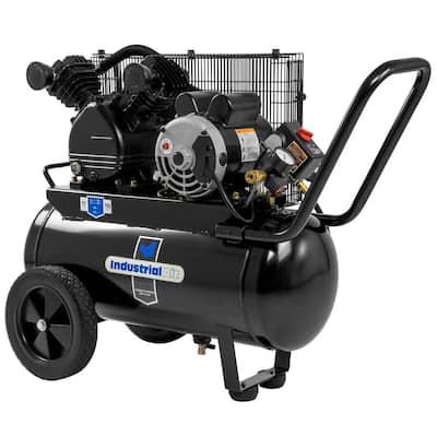 11 Gal. Portable Horizontal Electric Air Compressor