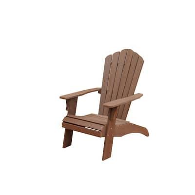 Bobi Brown Reclining Plastic Adirondack Chair