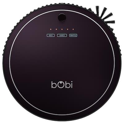 bObi Classic Robotic Vacuum Cleaner and Mop Blackberry