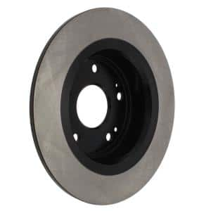 Centric Parts Disc Brake Rotor 120 40068 The Home Depot