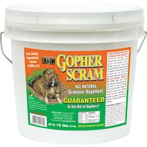 10 lbs. Granular Gopher Repellent Bucket