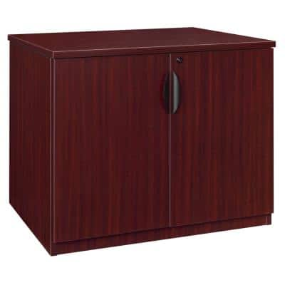 Legacy 29 in. Mahogany Storage Cabinet