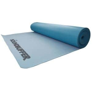 SoundBuffer - 3 ft. x 66.7 ft. x 3/64 in. Underlayment for Luxury Vinyl Tile and Plank Flooring with Sound Reduction