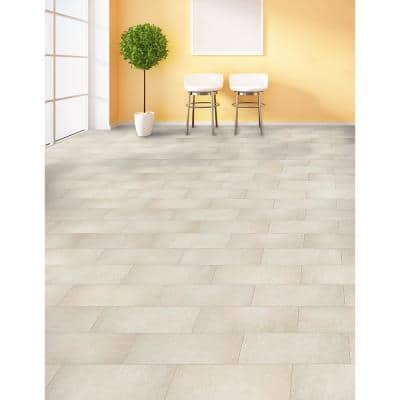 Sonoma Beige 12 in. x 24 in. Ceramic Floor and Wall Tile