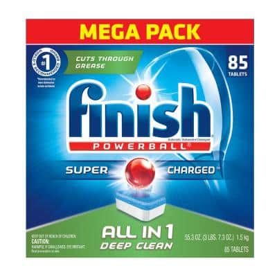 Powerball .7 oz. Dishwasher Detergent Tablets (85-Count)