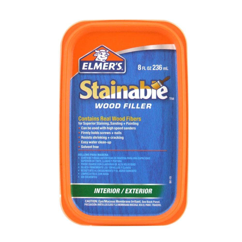 Elmer's 8 oz. Stainable Wood Filler