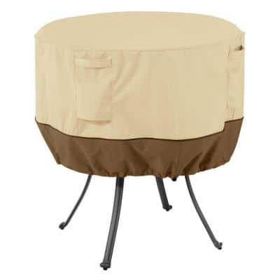 Veranda 50 in. Dia. x 23 in. H Round Patio Table Cover