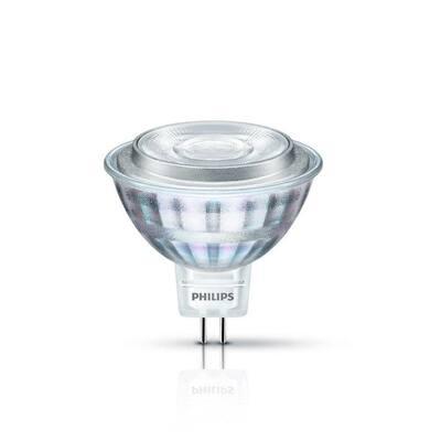 50-Watt Equivalent MR16 Dimmable LED Light Bulb Glass
