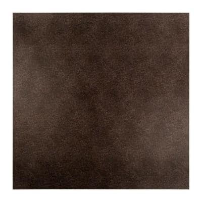 Flat Panel 2 ft. x 2 ft. Smoked Pewter Lay-In Vinyl Ceiling Tile (20 sq. ft.)