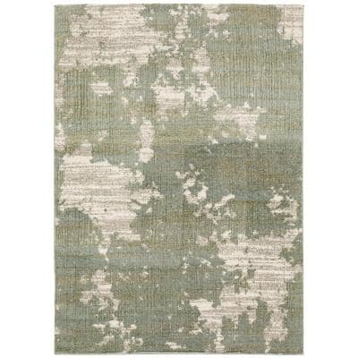 Green Area Rugs The Home Depot