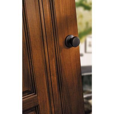 Juno Venetian Bronze Passage Hall/Closet Door Knob (8-Pack)