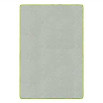 2-In-1 Green Breathable Two-Sided, Mini/Portable Crib Foam Mattress