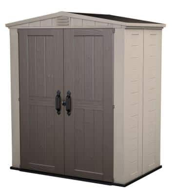 Factor 6 ft. x 3 ft. Outdoor Storage Shed