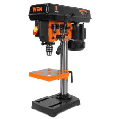 2.3 Amp 8 in. 5-Speed Cast Iron Benchtop Drill Press