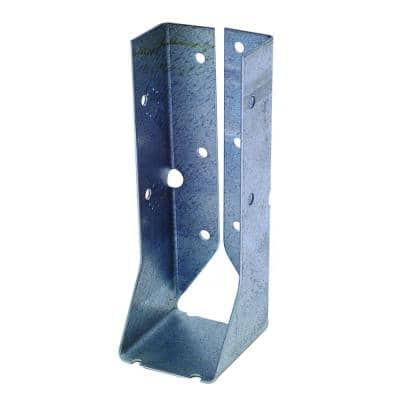 LUC ZMAX Galvanized Face-Mount Concealed-Flange Joist Hanger for 2x6 Nominal Lumber