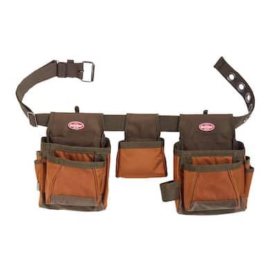 11-Pocket Handyman's Rig Tool Belt